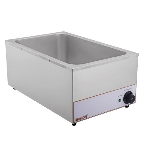 Bain Marie Wet Heat Depth 150mm - BM-165